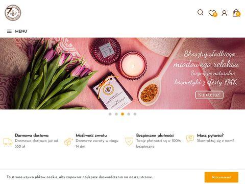 Sklep - miody online - 7mk.pl