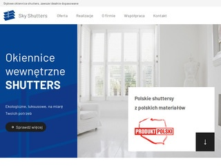 Skyshutters.pl producent