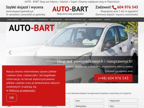 Skupaut-gotowka.pl Auto-Bart Gdynia