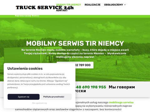 Naprawa ciężarówek - serwis-tir-niemcy.pl