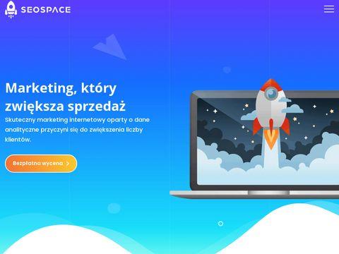 Seospace.pl strony internetowe