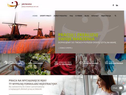 Szukasz-pracy.pl w Holandii od zaraz