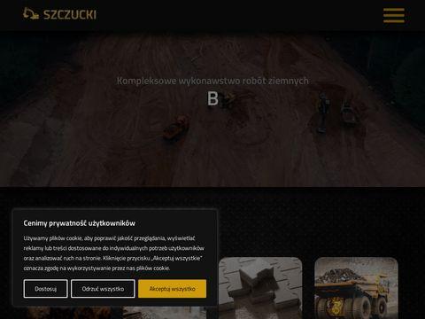 Szczucki.pl roboty ziemne Grudziądz