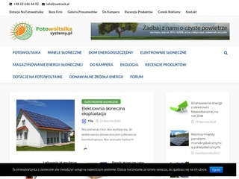 Systemy-fotowoltaika.pl panele