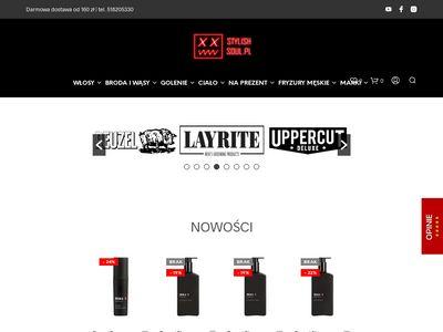 Stylishsoul.pl kosmetyki dla mężczyzn