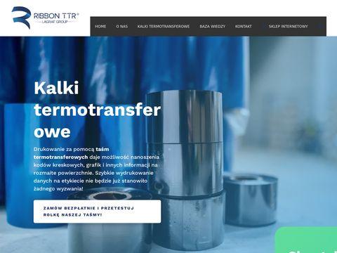Ribbonttr.com kalki termotransferowe