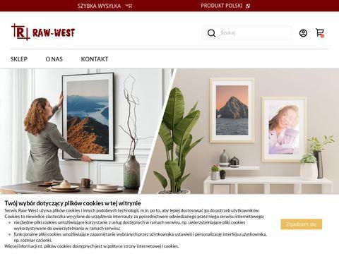 RAW-WEST ramki na zdjęcia