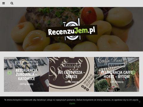 Recenzujem.pl gdzie dobrze zjeść na Śląsku