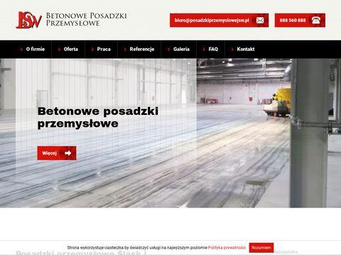 Posadzkiprzemyslowejsw.pl betonowe