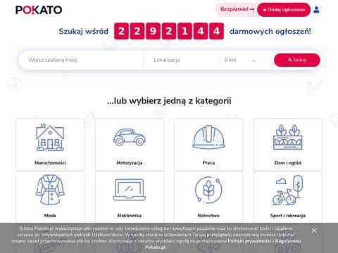 Pokato.pl ogłoszenia za darmo w całej Polsce