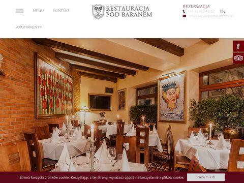 Podbaranem.com restauracja