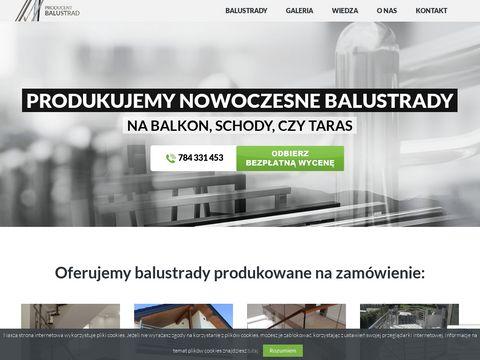 Producentbalustrad.pl