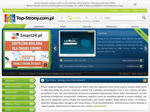 Top-strony.com.pl katalog