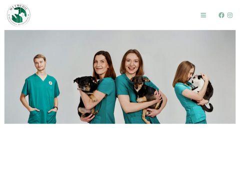 Wetmedic.pl przychodnia weterynaryjna