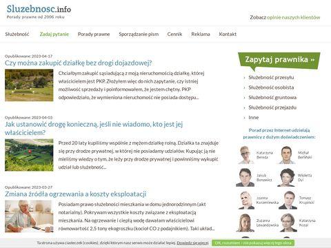 Sluzebnosc.info
