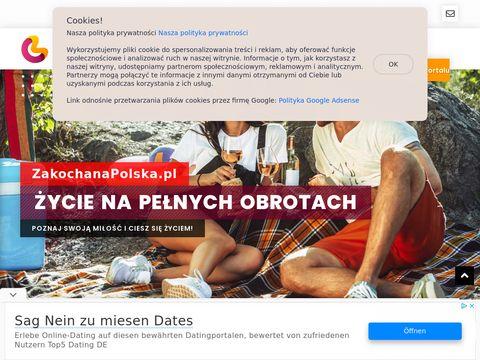 Zakochanapolska.pl portal