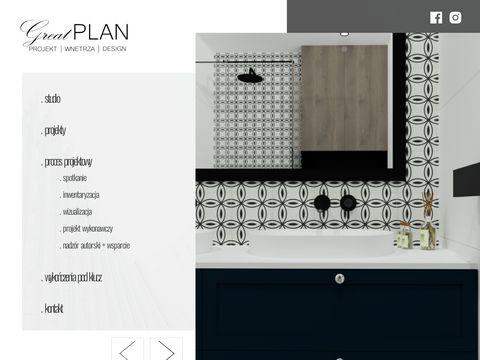 Greatplan.pl - architekt wnętrz Poznań