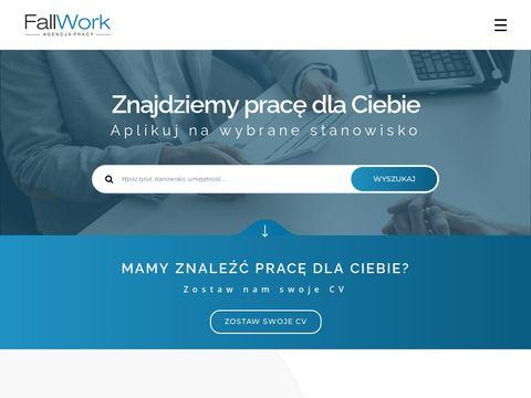 Fallwork.pl dodatkowa praca dla studentów