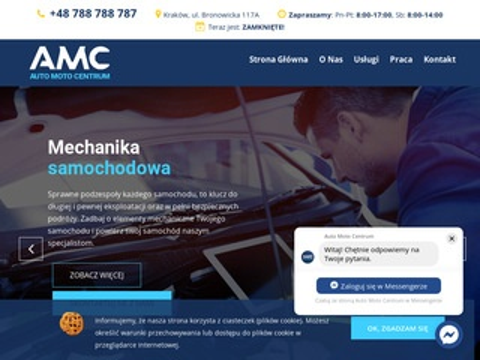 Automotocentrum.com.pl naprawa samochodów