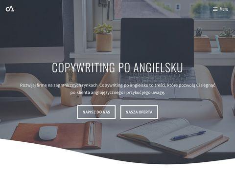 Copywriter-angielski.pl