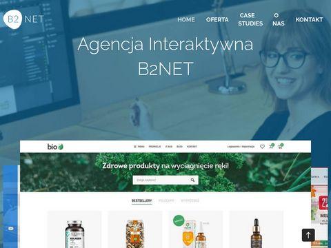 B2net.pl agencja interaktywna