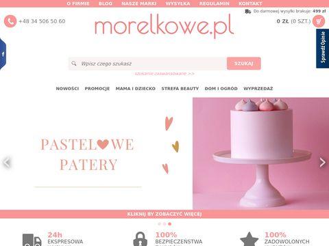 Morelkowe.pl ubranka dla maluszków
