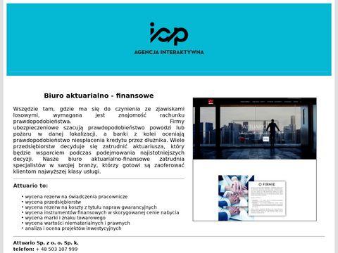 Icp.com.pl strony www Łódź