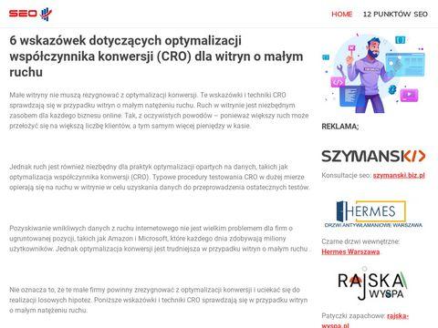 Komandoseo.pl pozycjonowanie w Google