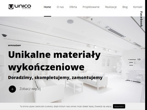 Unicownetrze.pl projektowanie wnętrz Zamość