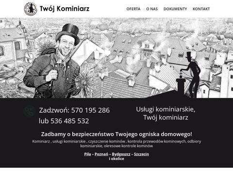 Twojkominiarz.pl Bydgoszcz