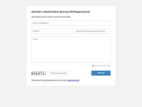 Klinikagenesis.pl