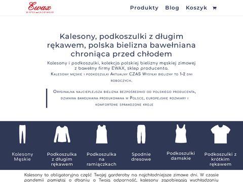Kalesony.com.pl podkoszulki męskie