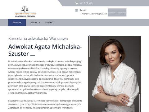 Kancelaria-szuster.pl adwokacka w Warszawie