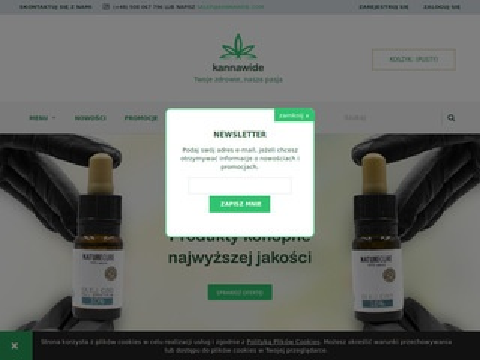Kannawide.com krople