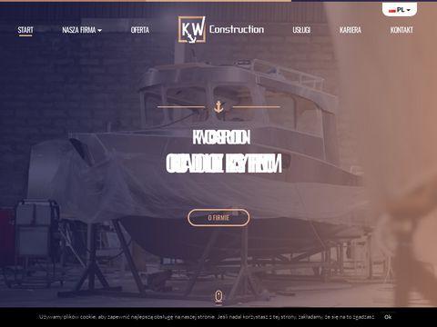 Kwconstruction.eu okucia do łodzi