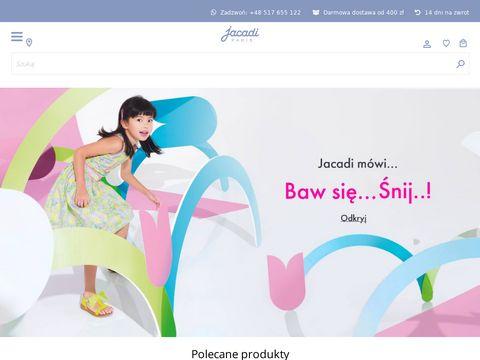 Jacadi.pl sklep z odzieżą dziecięcą francuską
