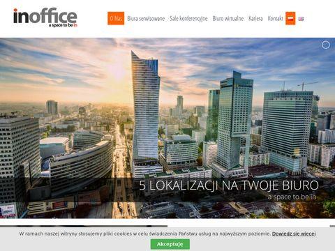 Inoffice.pl biura do wynajęcia