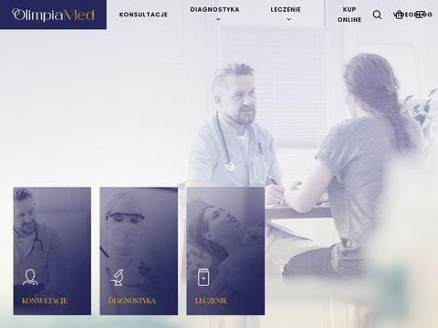 Olimpiamed.com klinika badanie nasienia Łódź