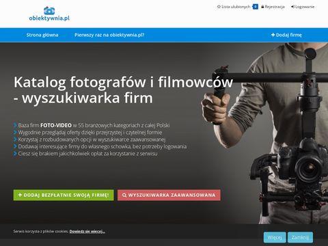 Obiektywnia.pl filmy reklamowe