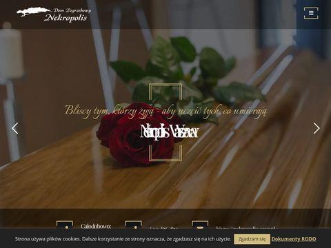 Nekropolis.com.pl usługi pogrzebowe Warszawa