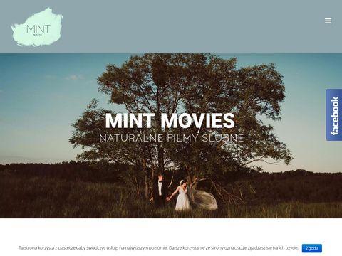 Mintmovies.pl filmowanie wesel