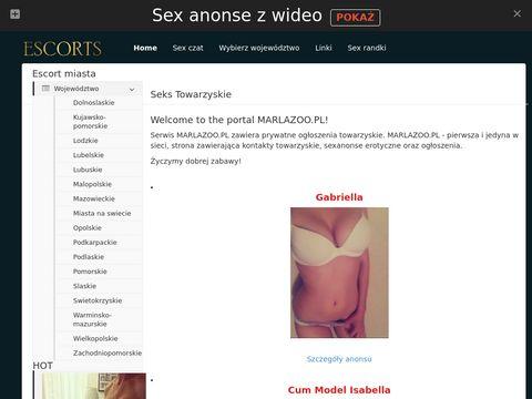 Marlazoo.pl internetowy sklep zoologiczny