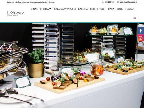 Lastrada.pl usługa cateringowa
