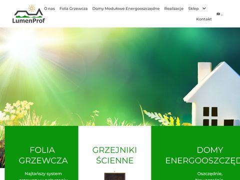 Lumenprof.pl folia grzewcza