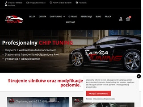 Chiptuningpro.pl silników