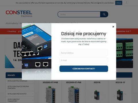 Consteel-electronics.com - dystrybutor 3onedata