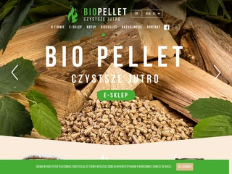 Biopellet.pl polski producent hurtownia