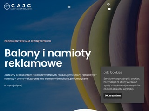 Balony-namioty.pl GAJG