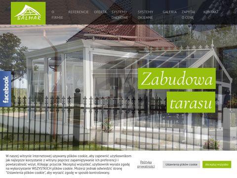 Balmar.pl ogrody zimowe oranżerie producent