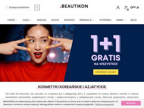 Beautikon.com sklep z koreańskimi kosmetykami